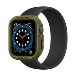 Spigen Apple Watch Series SE/6 /5/ 4 40mm Case Rugged Armor - Green