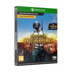 Playerunknown's Battlegrounds: Xbox One Game