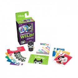 Funko Pop Something Wild Card Game- Villains