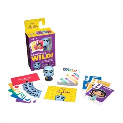Funko Pop Something Wild Card Game - Aladdin