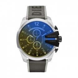 Diesel Mega Chief Quartz Chrono 51mm Men's Watch DZ4523 in Kuwait | Buy Online – Xcite