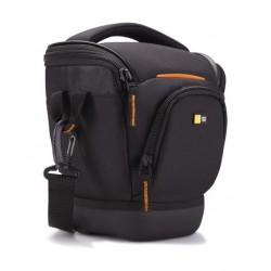 حقيبة الكاميرا للظهر كيس لوجك ٢٠٠ - دي أس أل أر - أسود