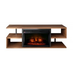 Wansa Fireplace TV Stand Up To 55 inch - A510-8