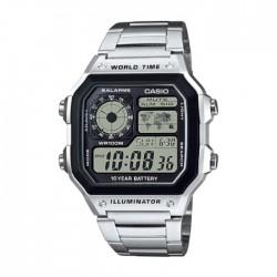 Casio General Line Digital Watch AE-1200WHD-1AVDF in Kuwait | Buy Online – Xcite