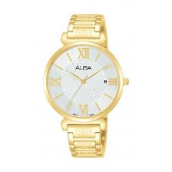 Alba 34mm Ladies Analog Metal Fashion Watch - AG8K70X1