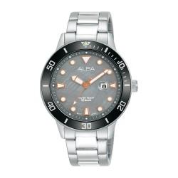 Alba 36mm Gent's Analog Sports Metal Watch - (AH7T75X1)