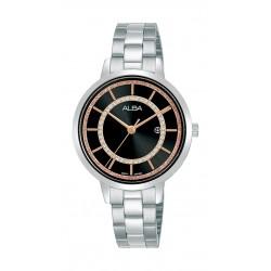 Alba 32mm Ladies Analog Fashion Metal Watch - (AH7T95X1)
