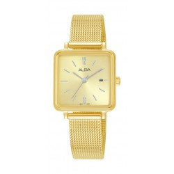 Alba 26mm Ladies Analog Metal Watch - (AH7U22X1)