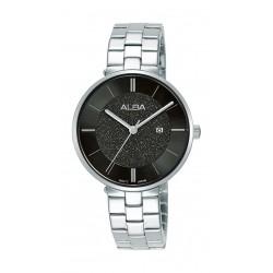 Alba 32mm Ladies Analog Fashion Metal Watch - (AH7U37X1)