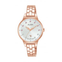 Alba 30mm Ladies Analog Fashion Metal Watch - (AH7U40X1)
