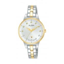 Alba 30mm Ladies Analog Fashion Metal Watch - (AH7U46X1)