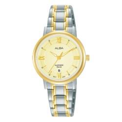 ساعة ألبا النسائية بعرض تناضري كاجوال بحجم 29 ملم (AH7V62X1)