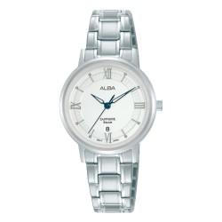 ساعة ألبا النسائية بعرض تناضري كاجوال بحجم 29 ملم (AH7V65X1)