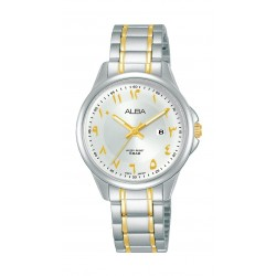 Alba 31mm Ladies Analog Metal Watch Arabic Index - (AH7W61X1)