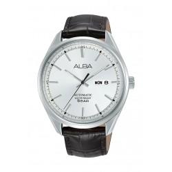 Alba 42mm Gent's Analog Leather Casual Watch - (AL4145X1)