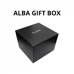 صندوق هدية لساعات ألبا