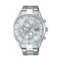 Alba Gents Casual Chronograph Watch Metal Strap (AM3429X1)