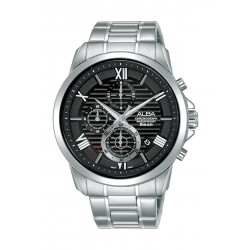 Alba Prestige 43mm Men's Chronograph Casual Watch - (AM3775X1)