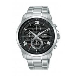 Alba Prestige 43mm Men's Chronograph Casual Watch - (AM3775X1)