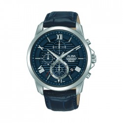 ALBA Quartz Chrono Casual 43mm Gents Watch - AM3779X1