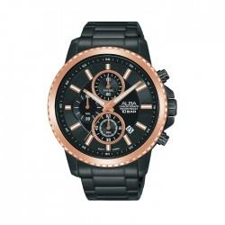 ALBA Quartz Chrono Casual 44mm Gents Watch - AM3792X1