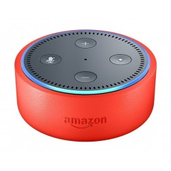 Amazon Echo Dot Kids Edition Smart Speaker  - Punch Red