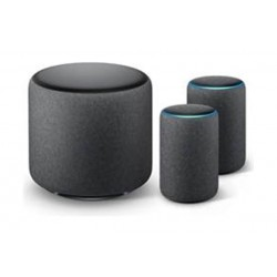 Amazon Echo Sub + Echo Sub Plus 2nd Gen