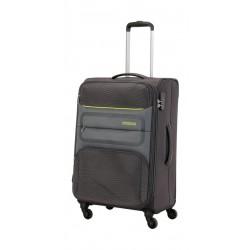 American Tourister Chelsea Soft Luggage (Medium) - Grey