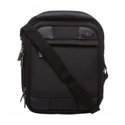 American Tourister Merit Vertical Shoulder Bag (85TX91001) - Black
