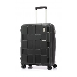 American Tourister 55CM Rumpler Spinner Hardcase Luggage - Grey