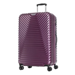 American Tourister Skycove Spinner 79CM Hardcase Luggage - Purple