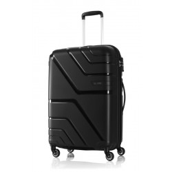 American Tourister Spinner 68/25 Hard Luggage - Black