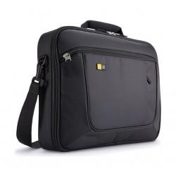 حقيبة للابتوب ١٧.٣ بوصة مع جيب للأيباد - أسود ANC317
