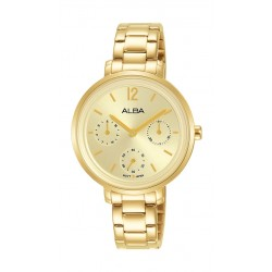 Alba 30mm Ladies Analog Fashion Metal Watch - (AP6646X1)