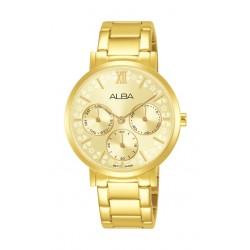 Alba 34mm Ladies Analog Metal Fashion Watch - (AP6684X1)