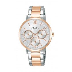 Alba Ladies 34mm Analog Fashion Metal Watch - AP6686X1