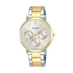Alba Ladies 34mm Analog Fashion Metal Watch - AP6688X1