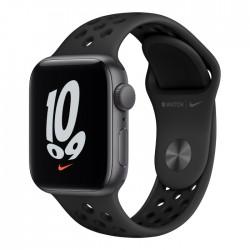 Apple Watch Nike SE GPS 40mm Grey Anthracite Black buy in xcite kuwait