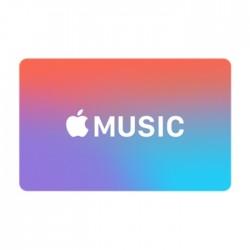 Apple Music 12 Month Membership Gift Card