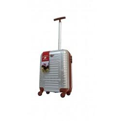 حقيبة يو إس بولو آمور الصلبة - ٧٥ سم (1GR0105773L-020) - فضي