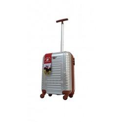 حقيبة يو إس بولو آمور الصلبة - ٦٥ سم (1GR0105773M-020) - فضي