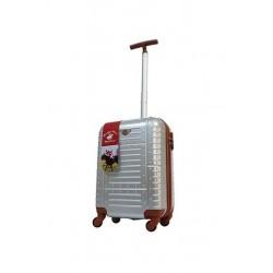 حقيبة يو إس بولو آمور الصلبة - ٥٧ سم (1GR0105773S-020) - فضي