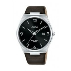 Alba 41mm Analog Casual Gents Leather Watch - AS9H89X1