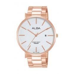 Alba 42mm Gent's Analog Casual Metal Watch - (AS9K06X1)