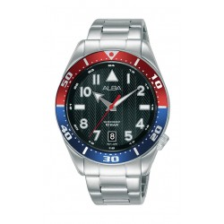 Alba 40mm Gent's Analog Sports Metal Watch - (AS9K39X1)