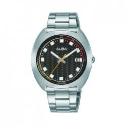ALBA Quartz Analog Casual 40mm Unisex Watch - AS9K81X1