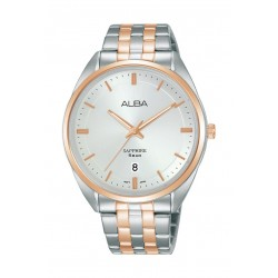 Alba 41mm Gent's Metal Analog Casual Watch - AS9L08X1
