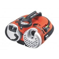 مضخة هواء لاسلكية  بقوة ١٢ فولت مع مقياس ضغط رقمي ١٦٠ رطل لكل بوصة مربعة من بلاك آند ديكر - (ASI500)