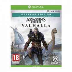Assassin's Creed Valhallad Drakkar Edition Xbox One Game in Kuwait | Buy Online – Xcite