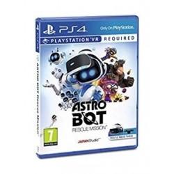 Astrobot Rescue Mission VR - PS4 Game